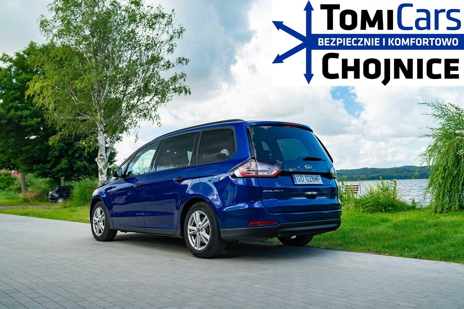 Witamy na blogu Tomi-Cars Busy do Niemiec